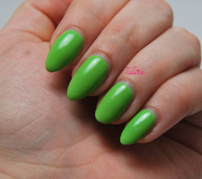 Barry M Gelly Key Lime