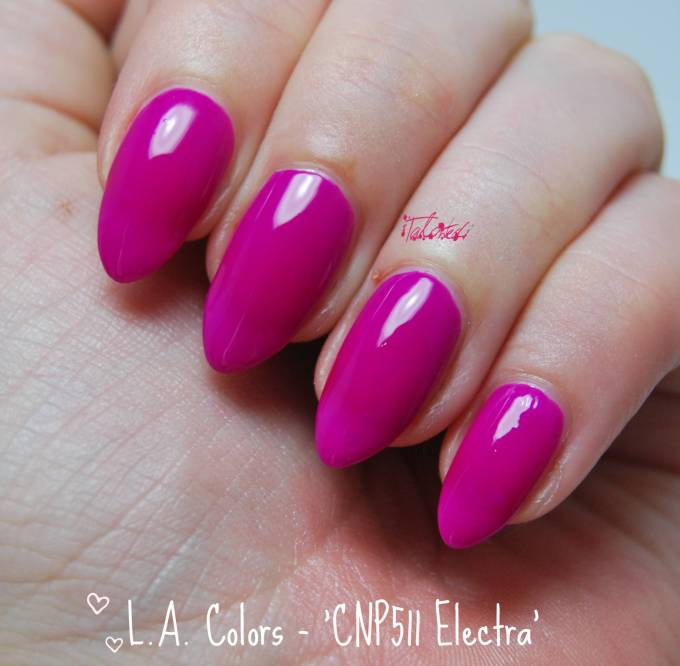 LA Colors Electra CNP511