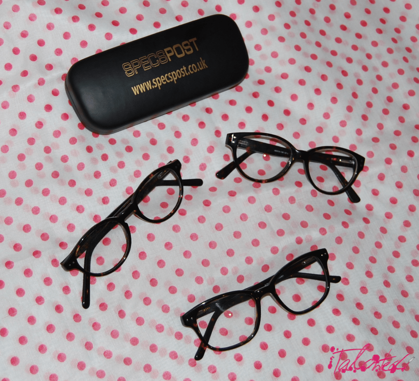 My New Glasses Specspost Review