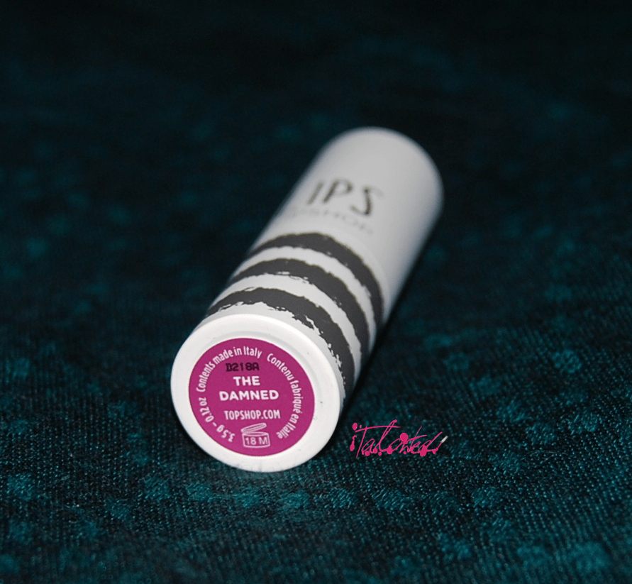 Topshop The Damned Lipstick