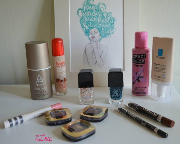 July Beauty and Lifestyle Favourites