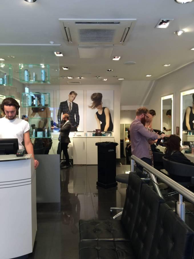 Trevor Sorbie salon, Hampstead review