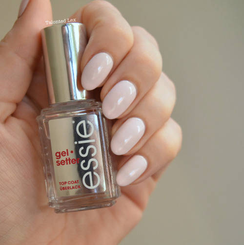 Essie Gel Setter Top Coat Review