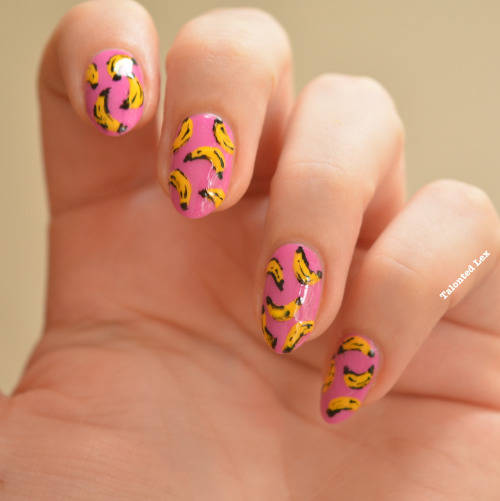 Pop Art Nail Art