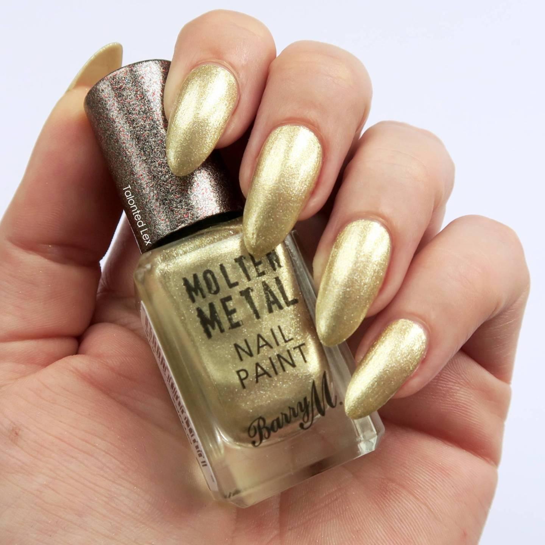 Barry M Molten Metals Review