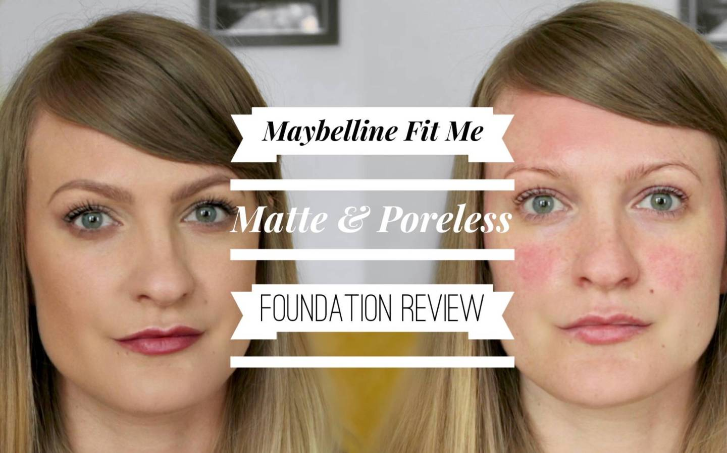 Maybelline Fit Me Matte and Poreless