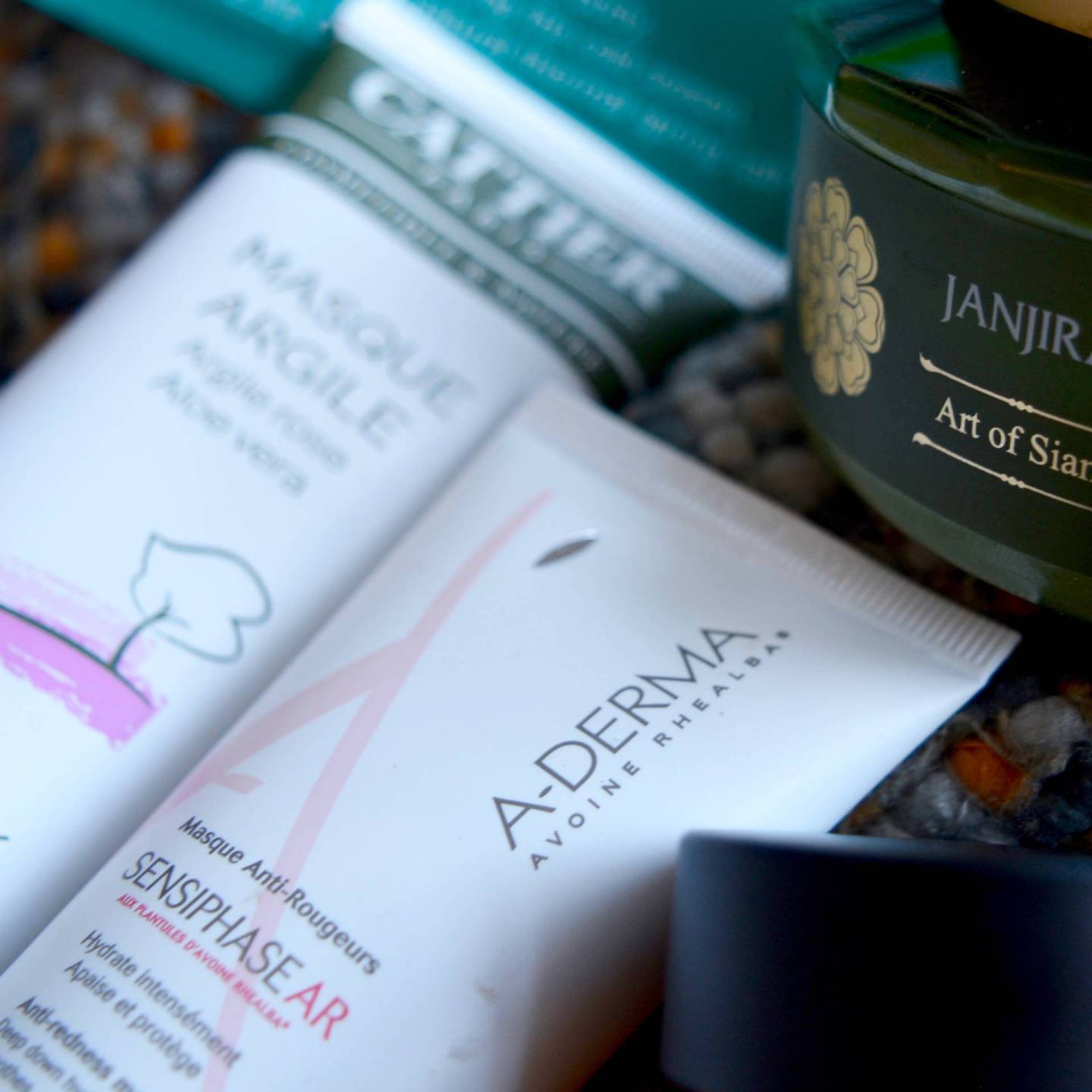 Winter pamper - Another French pharmacy gem, the A-Derma Anti Redness mask is a great moisturising and calming mask for those with sensitive skin