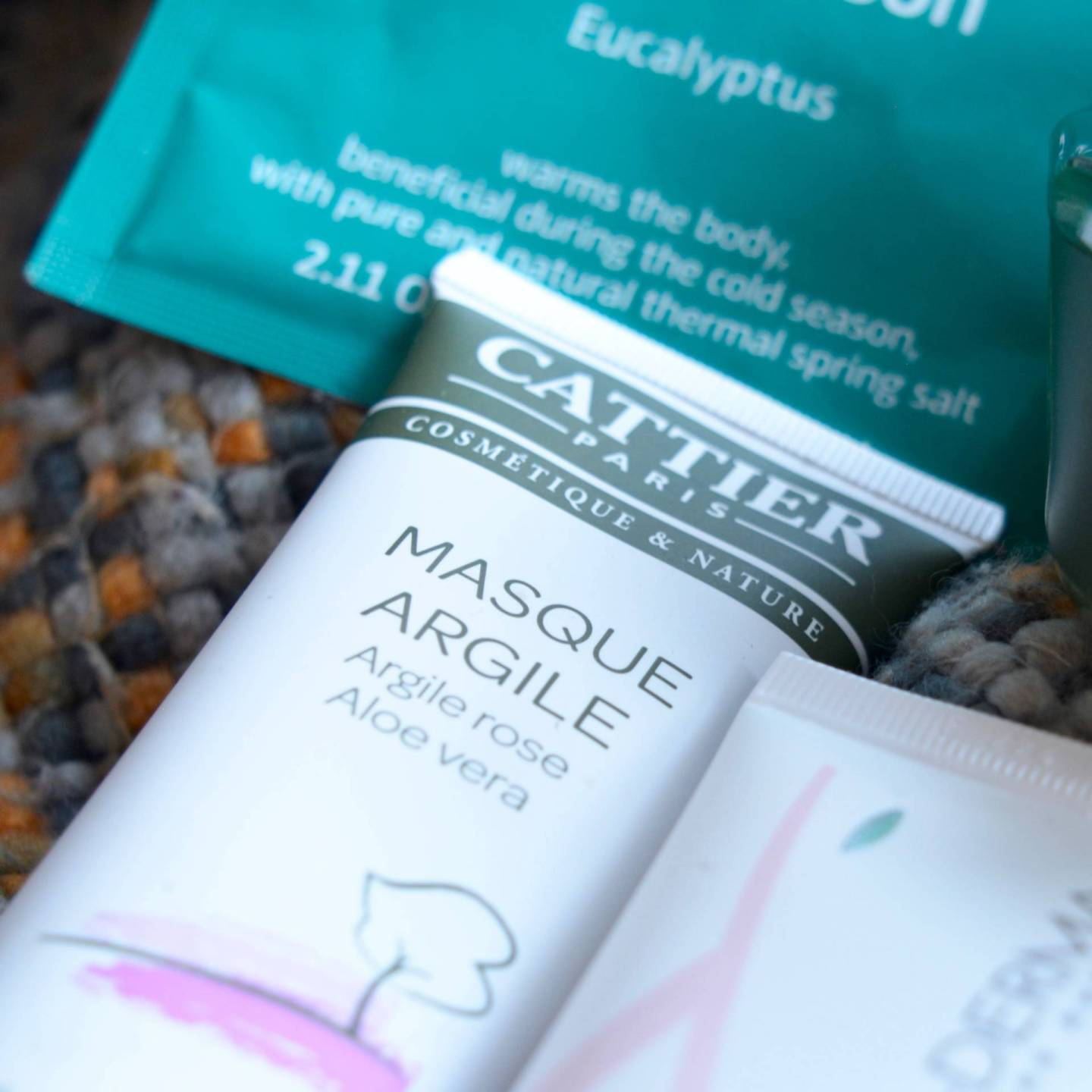 Winter pamper - If you're looking for an affordable clay mask with great results that is also suitable for sensitive skin, this may be your new BFF