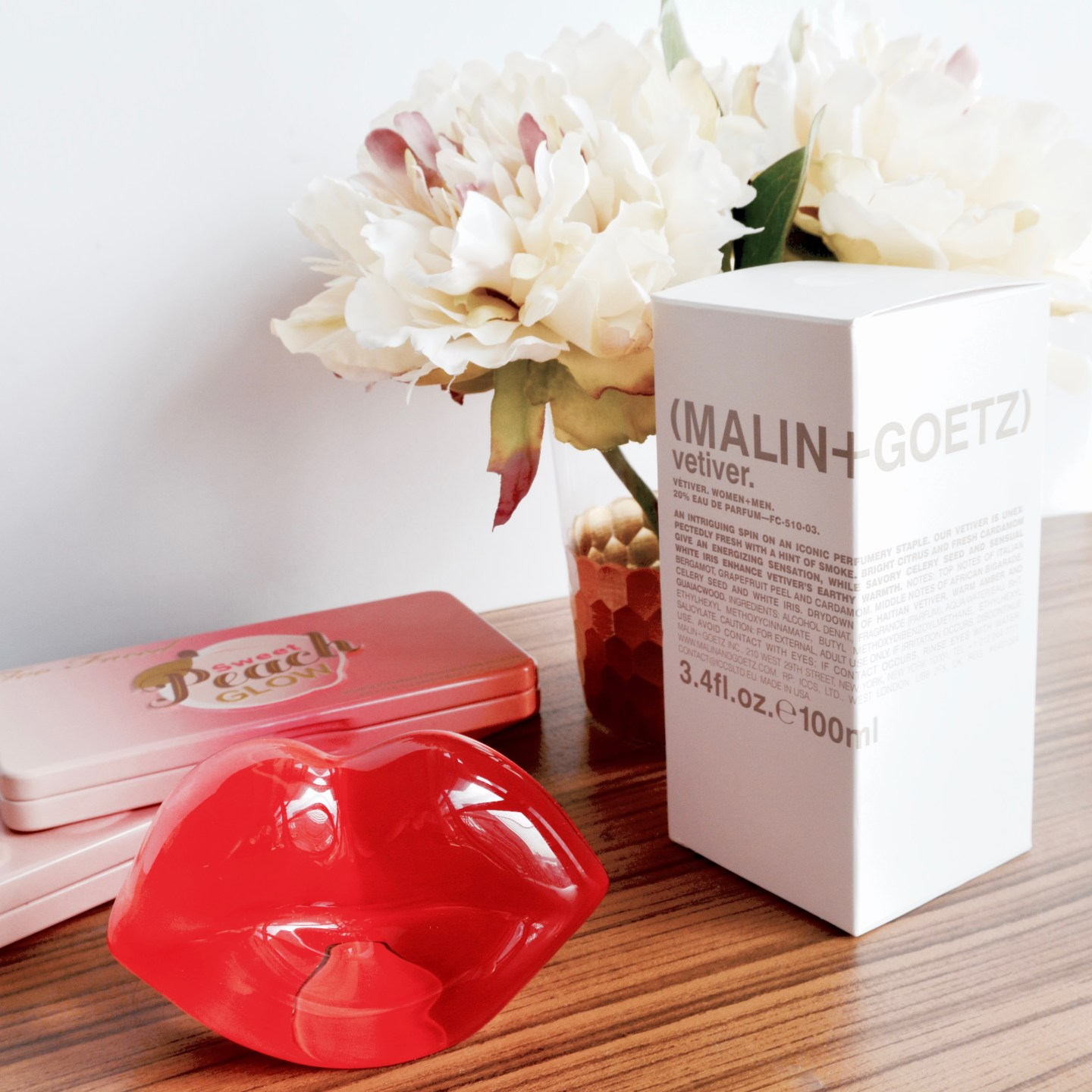 Friday Faves: Malin + Goetz Vetiver perfume and Amara homeware