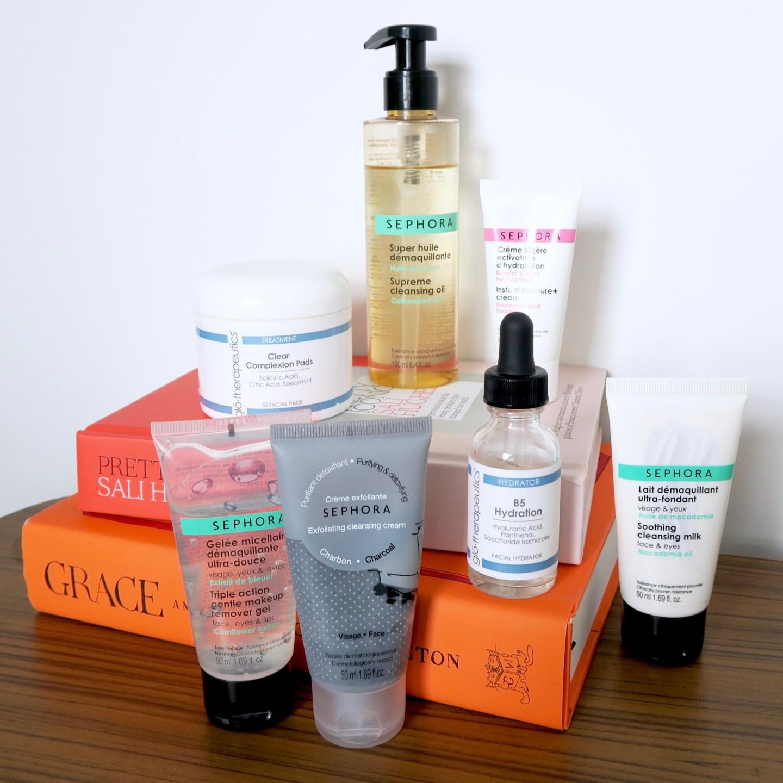 Skincare Shake Up April 17: Evening routine