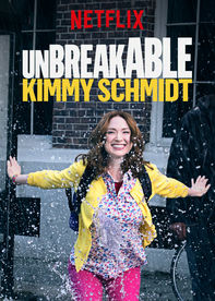 Unbreakable Kimmy Schmidt - such a happy show