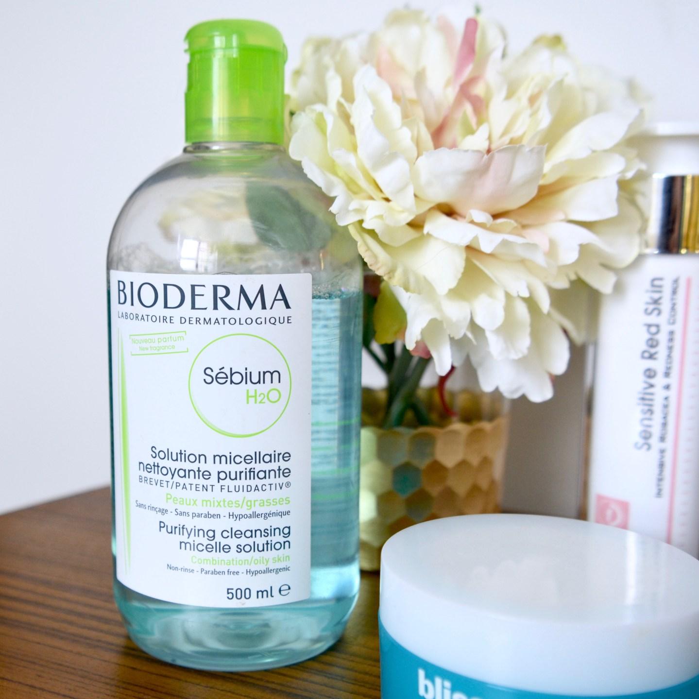 Skincare Shake Up April 17: Bioderma micellar water