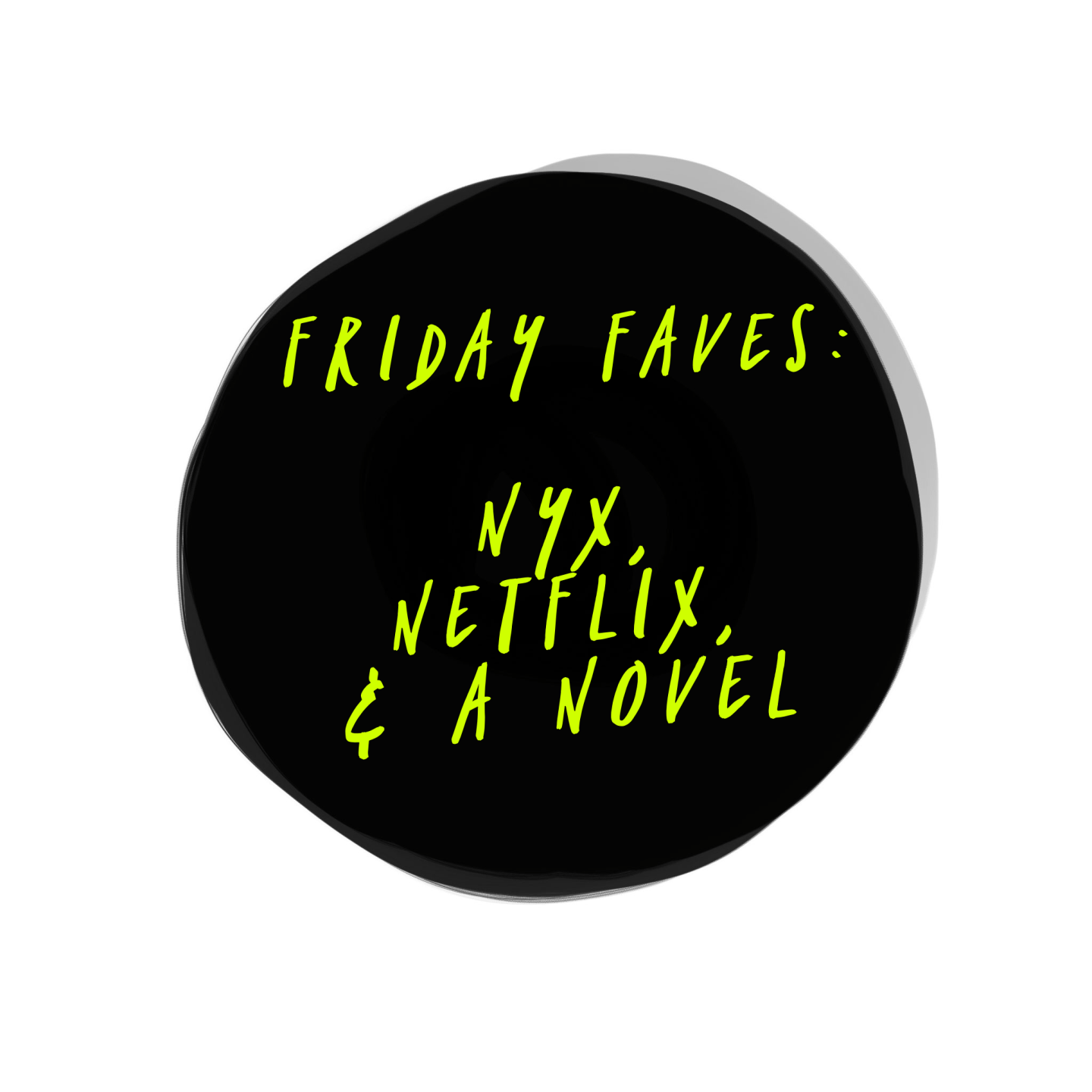 Friday Faves: Recommendations for make up, TV, books and podcasts...