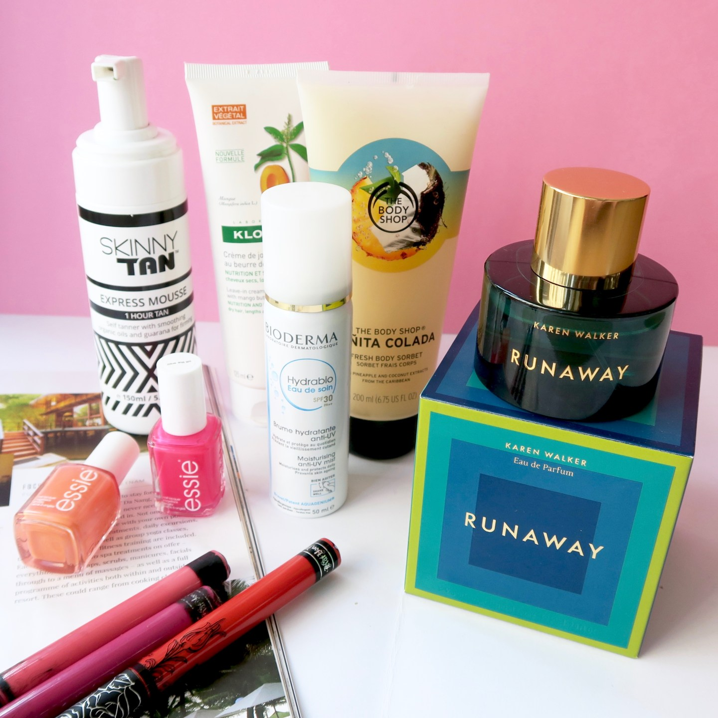 My Own Kind Of Summer Ready - The products that help me to feel more confident in the summer
