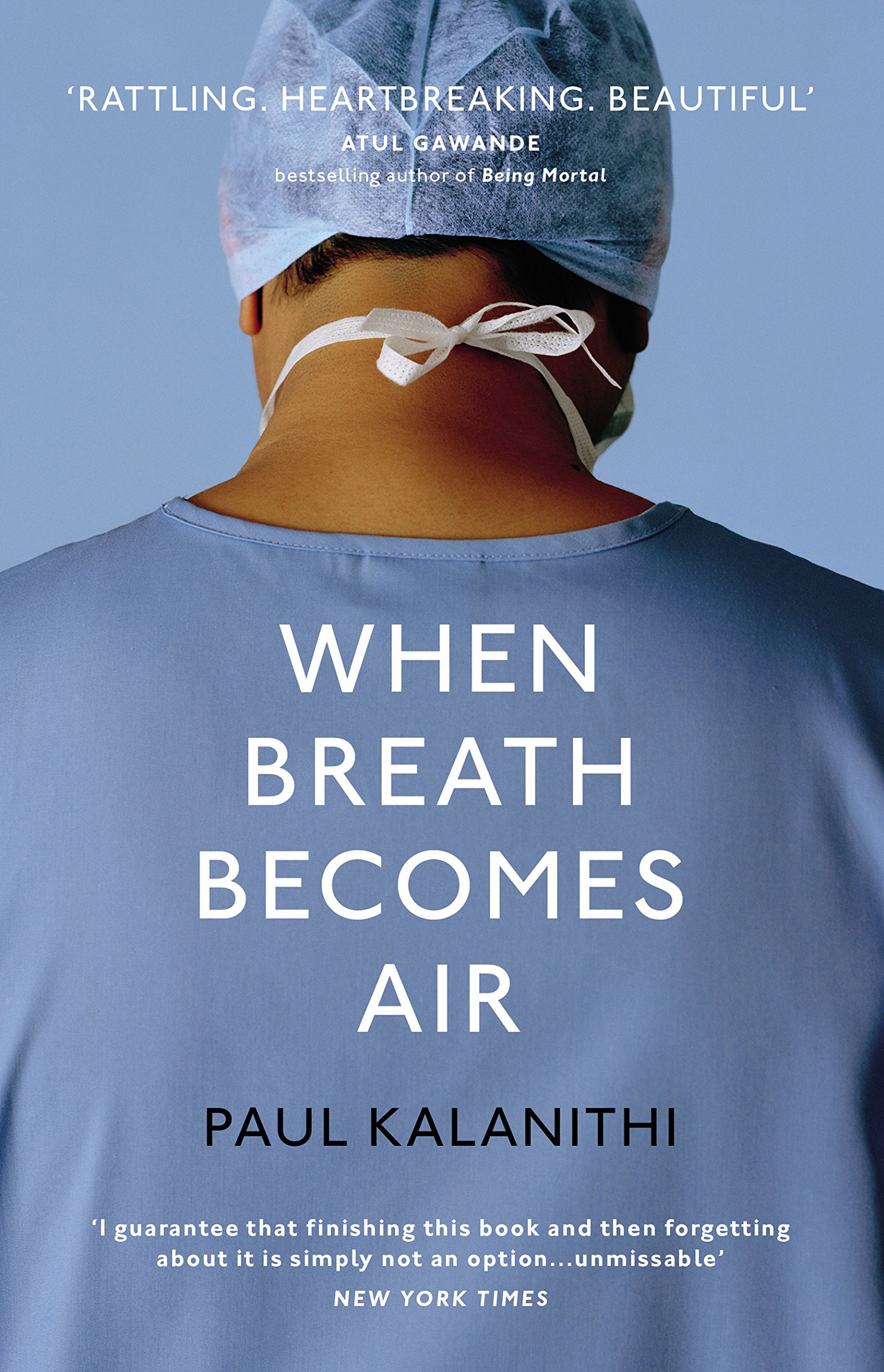 Friday faves book recommendations: When Breath Becomes Air, Paul Kalanithi
