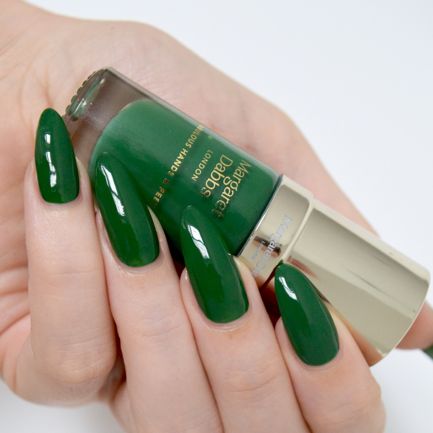 Margaret Dabbs nail varnish 'Ivy'