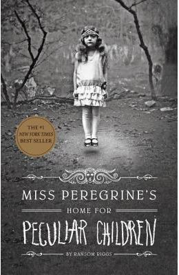 Talonted Lex book recommendations: Miss Peregrine's Home For Peculiar Children
