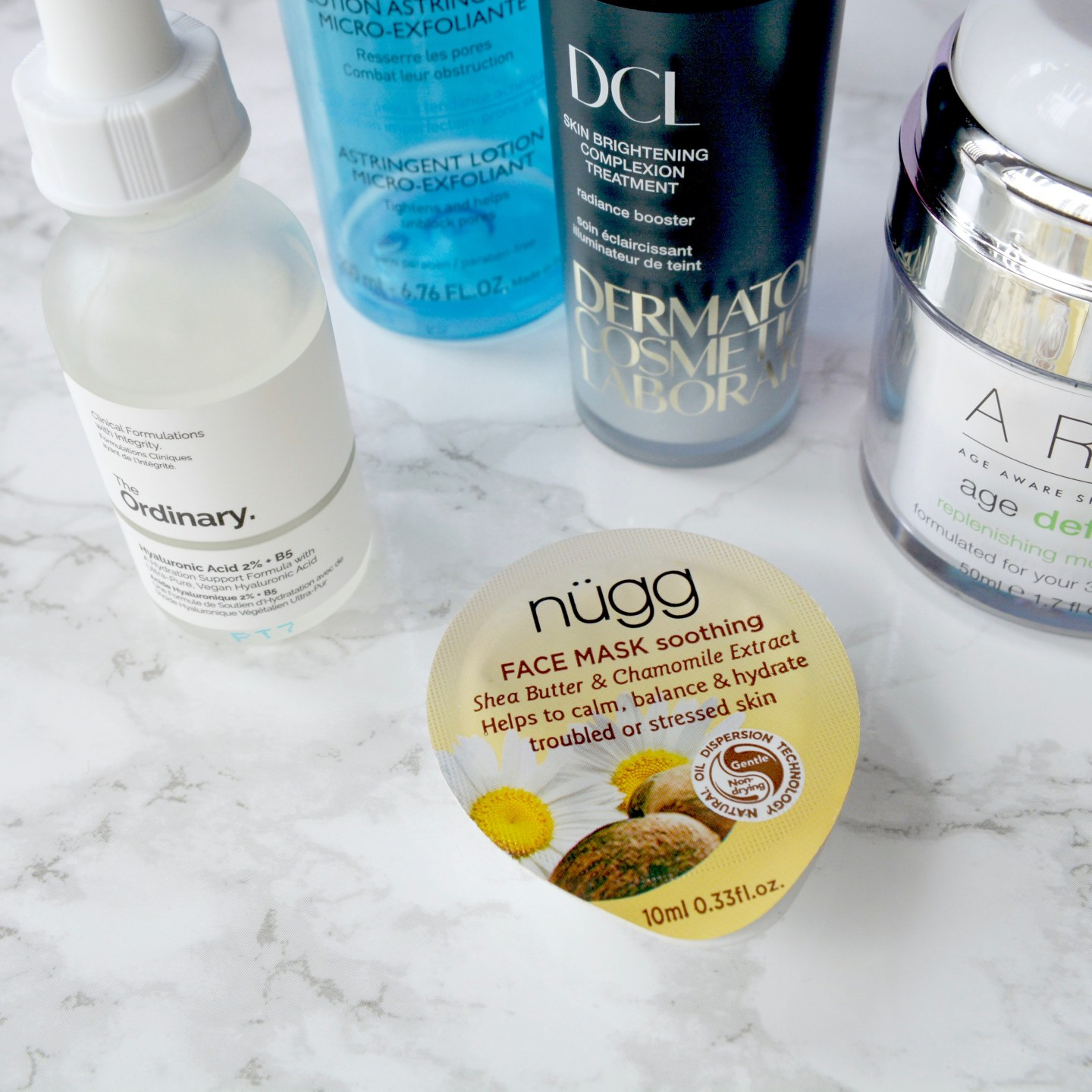 Skincare Shake Up: Nugg face masks, great for rosacea/sensitive skin