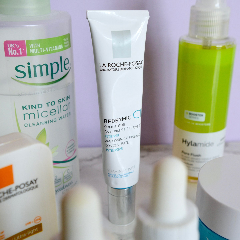 La Roche Posay Redermic C10 (Skincare Shake Up - full skincare routine for rosacea, sensitive skin)