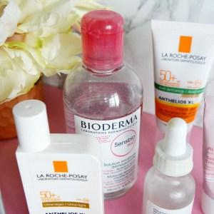 Bioderma Sensibio H2O - the dream micellar water for rosacea and sensitive skin
