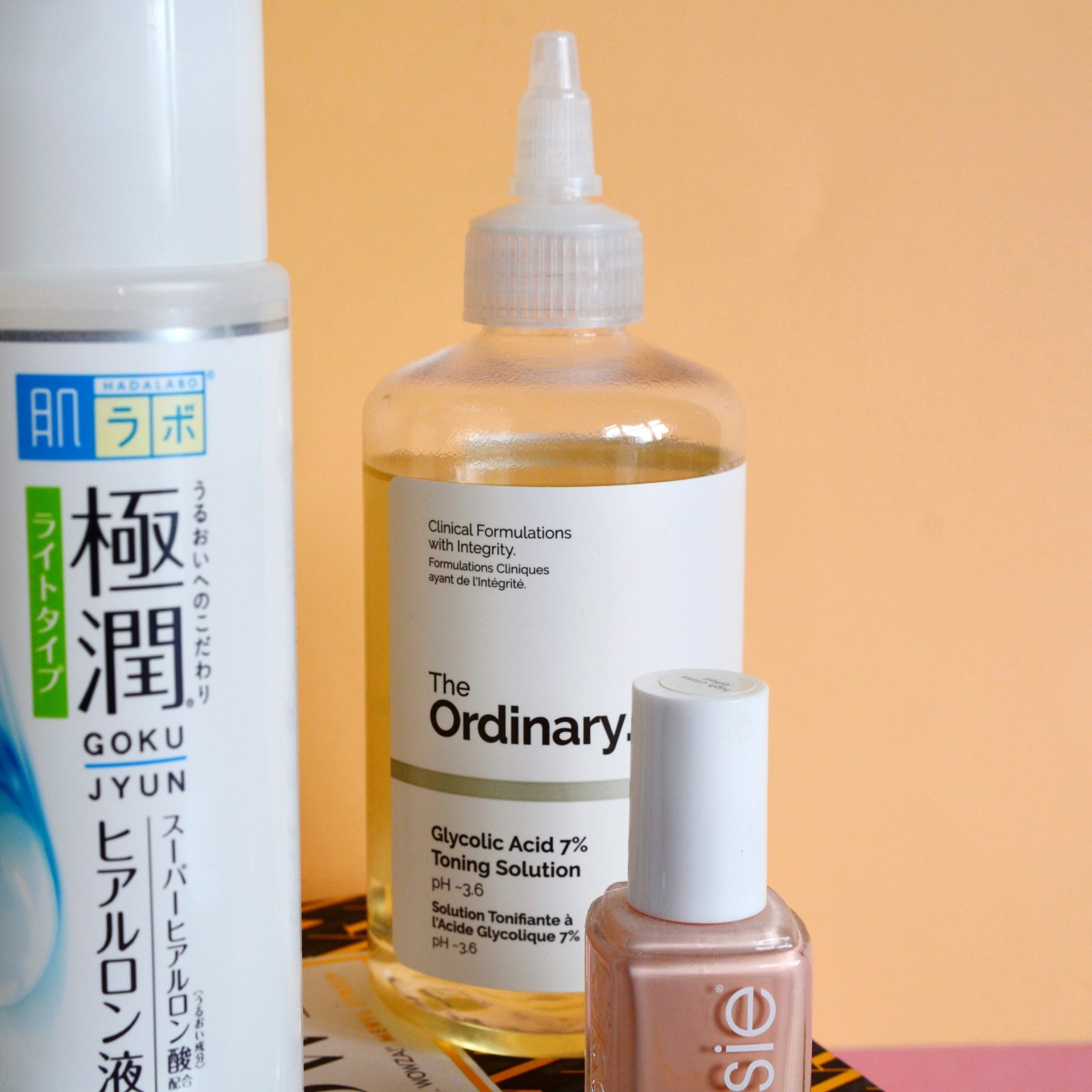 My current skincare routine: The Ordinary Glycolic Acid (rosacea, sensitive skin)