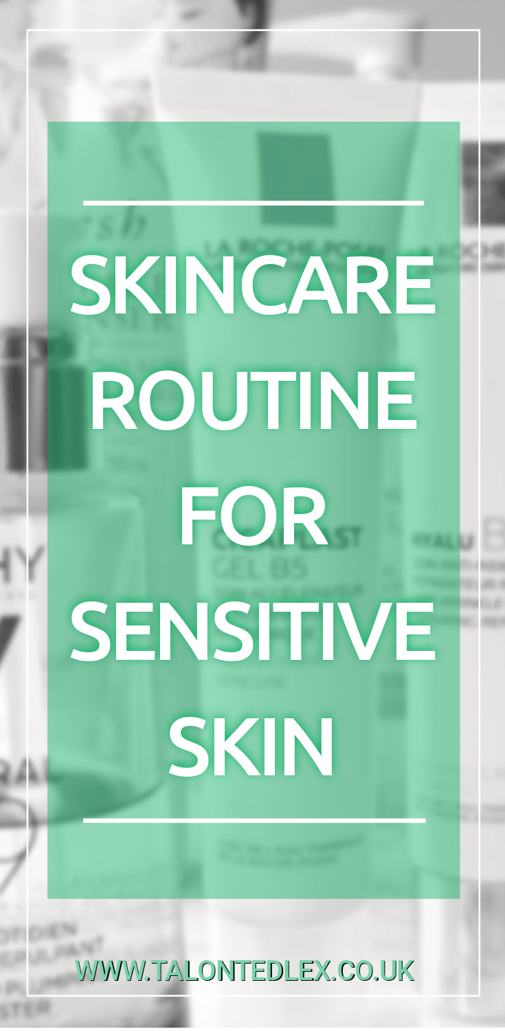 Skincare routine for sensitive skin, skincare for rosacea. What products to use on reactive skin. Talonted Lex skincare shake up. Skincare regime, skin care tips. #TalontedLex #rosacea #sensitiveskin