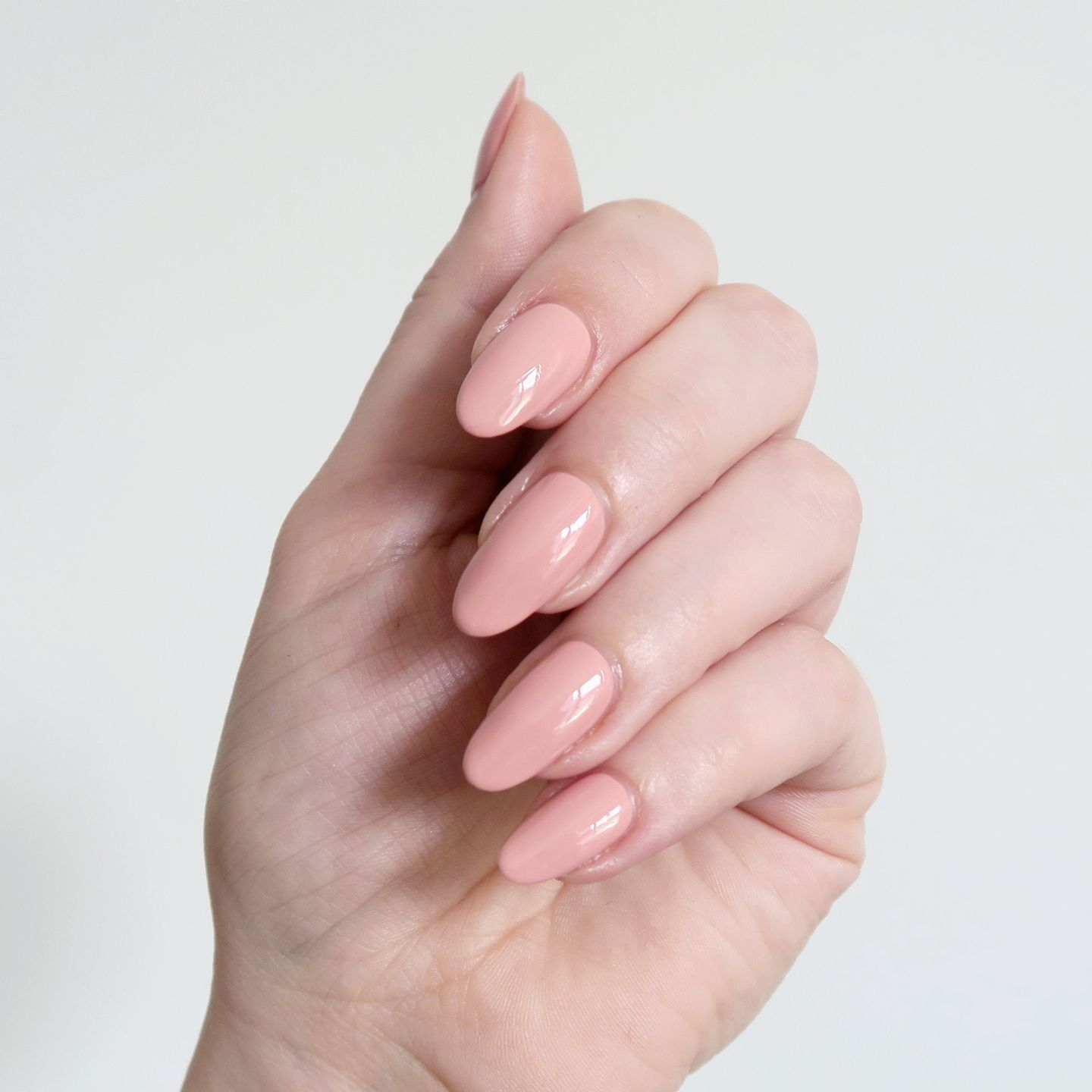 Repin and click to see my review of the new Morgan Taylor Color Of Petals collection. Morgan Taylor 'Young Wild & Freesia' - a soft peach creme nail polish inspiration. Spring manicure inspiration. #talontedlex