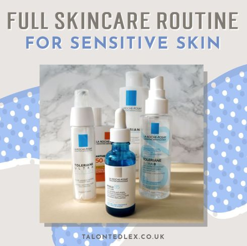 Skincare routine for sensitive skin, skincare for rosacea. What products to use on reactive skin. Talonted Lex skincare shake up. Skincare regime, skin care tips. #TalontedLex #rosaceaskincare #rosaceaadvice #howtohelprosacea #productsforrosacea