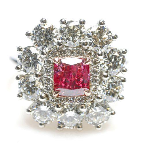 argyle vivid pink diamond 1pp