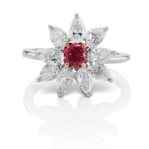argyle red diamond