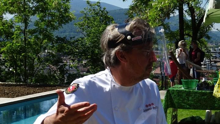 Laurent Petit, Gastronomie connectée au terroir