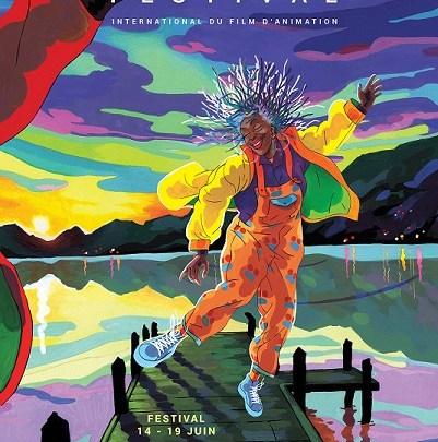 60° anniversaire du Festival du Cinéma d'Animation d'Annecy