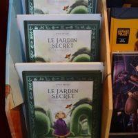 « Le jardin secret », un merveilleux album de Maud Begon