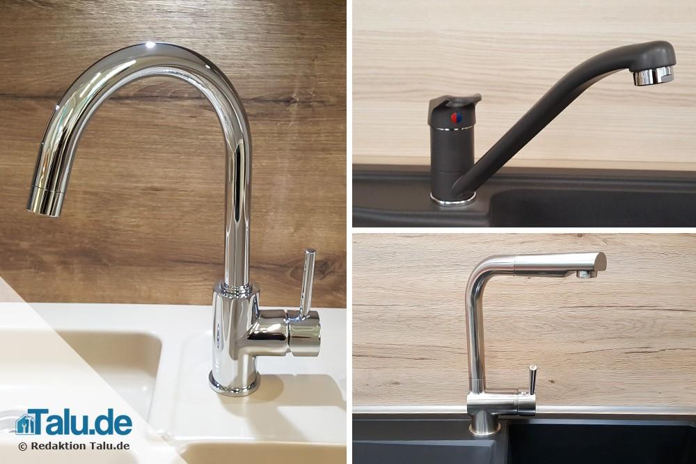 Wasserhahn Montieren Küche Anleitung | Tropfenden ...