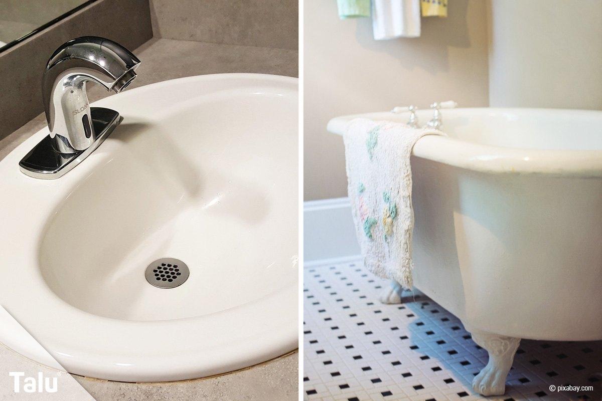 Beliebt Waschbecken Im Wohnwagen Lackieren | Dopfer 422a QF18