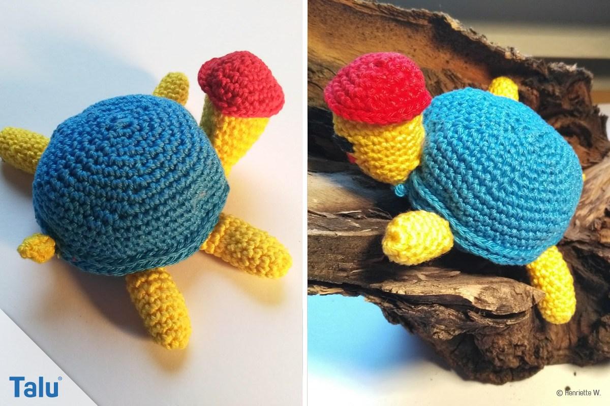 Häkelanleitung Schildkröte Kostenlos Amigurumi Küma Tutorial Designs
