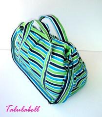 Diaper Bag 2.0 (Minty Diaper Bag)