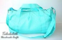 Diaper Bag 2.0 (Blue Blink)