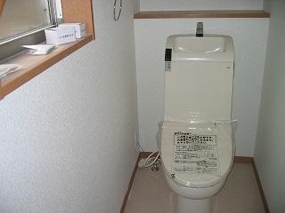 toto製のトイレ