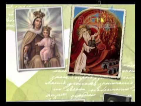 السلام لك يا مريم يا ام المسيا – تأليف ابونا أخنوخ السريانى