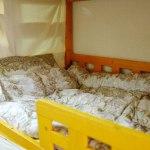 新宿歌舞伎町ど真ん中39000円女性専用デザイナーズドミトリー・ベッド(ふとん付き)