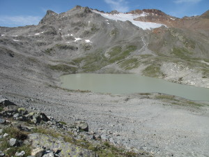Schottensee auf 2472 m