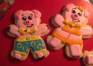 Party Pig Cookies