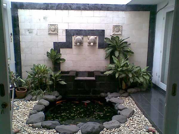 design taman minimalis  tukang taman minimalis  kolam