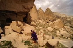 Hiking Selime