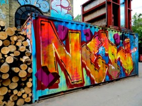 More graffiti art