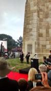 The NZ Memorial at Chunuk Bair