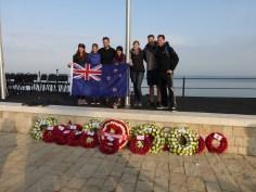 At ANZAC Cove