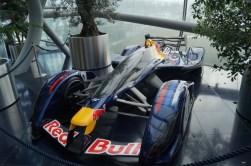 Redbull F1 racer!