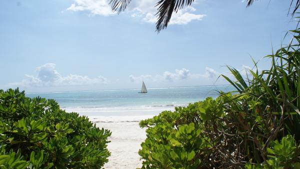 Matemwe Beach - Tamani Villas Sea view